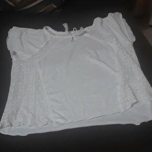 Lacewhite shirt
